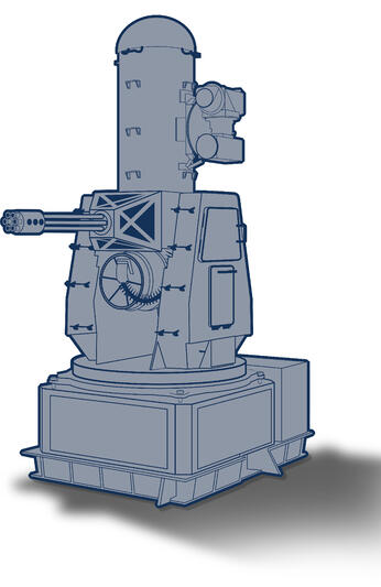 Radio Frequency Protection for CIWS